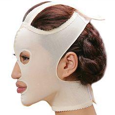 Face Slimming Mask Belt Anti Wrinkle Full Face Slimming Mask Face Mask - USD $ 25.99