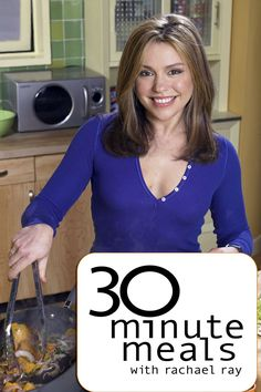 30 Minute meals with Rachael Ray TV- series 2001 -