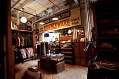 Bobby from Boston, called the world's best vintage men's store.