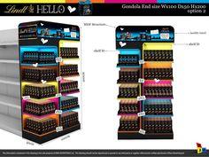 Gondola End,FSU,Shelf cubes,shelf strip,icon & wobbler, on Behance