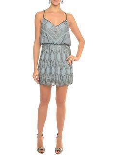 Vestido Bright Blue - lelis