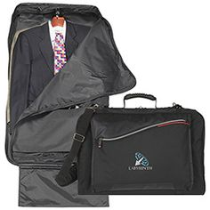 Norwood by BIC Graphic Quadruple Double Garment Bag (AP9180) #promoproducts