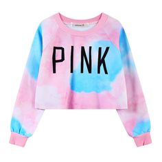 WAIBO BEAR 2016 New Fashion Women Crop Sweatshirts Kawaii Harajuku Style Loose Crop Hoodies Female Short Love Pink Sweatshirt
