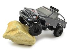 FTX Rolls Out the 1/24-scale Outback Mini Crawler