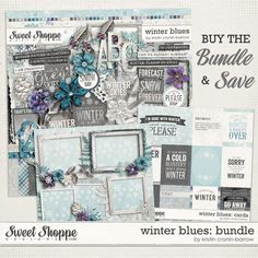 New Release – Winter Blues
