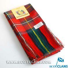 Clan Boyd Tartan Sas