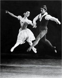 Gelsey Kirkland Opens a Ballet School in TriBeCa - The New York Times