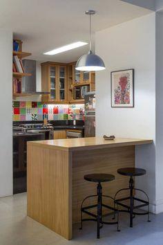 Encontre as melhores ideias e inspirações para casa. APARTAMENTO KG por Raquel Junqueira Arquitetura | homify