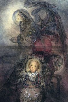 Sulamith+Wulfing+Christmas+   Sulamith Wülfing - Angel and Child (1)