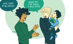 Drarry in all its glory. What even is going outside and leaving fanfiction for a minute. Draco Malfoy, Draco Harry Potter, Harry Potter Anime, Memes Do Harry Potter, Arte Do Harry Potter, Harry Potter Comics, Images Harry Potter, Harry Potter Ships, Harry Potter Universal