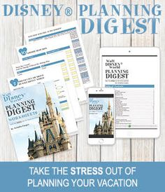 I spent over a year writing, developing, and fine tuning The Walt Disney World®️ Planning Digest. My goal was to create a source of information to help alleviate the overwhelming stress that can occur when planning a Walt Disney World vacation.With multiple sources of information on all things Disney, it can be so hard to know where to begin! I took everything that I have learned from years of visiting Disney and broke it down for you.