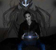 Everyone has a demon inside