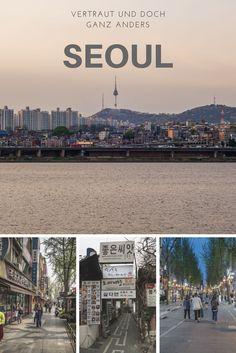 Kennst du das? Du kommst zum ersten mal in eine Stadt und diese zieht dich sofort in ihren Bann? So ging es mir mit Seoul.