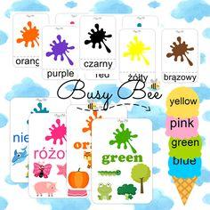 Ice cream colour game