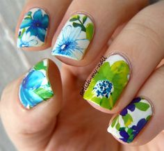 Adorable Summer Nail Looks and Designs