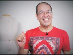 MOLDE DO COLARINHO E DA GOLA - YouTube