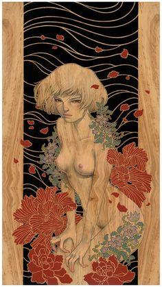Manic - Audrey Kawasaki