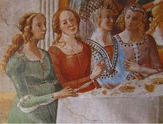 Bilderesultat for florentine sleeves Tablet Weaving, Italian Renaissance, Opera, Art Pieces, Princess Zelda, Costumes, Embroidery, Painting, Fictional Characters