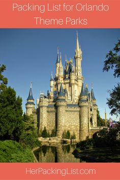 Disney and Universal Studios are fun destinations at any age. Perri shares her female packing list for Orlando theme parks to help you prepare for sunny Florida.