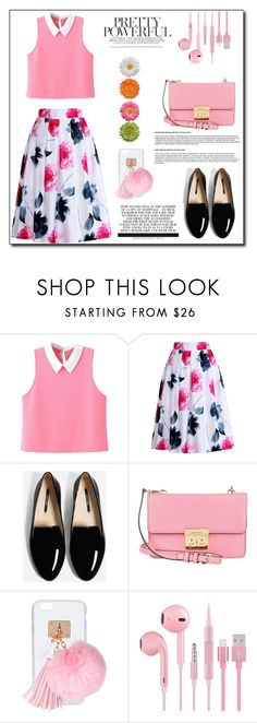"""""""In Love With You !"""" by maya-world ❤ liked on Polyvore featuring WithChic, Relaxfeel, Michael Kors and Ashlyn'd"""