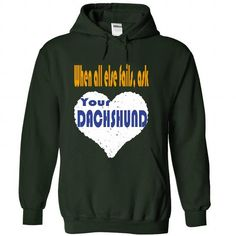 I Love Ask your Dachshund T-Shirts