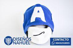 Capitán América Gorro