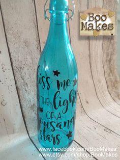 Wine Bottle Decorations Wine Bottle Decoration #boomakes #wine #decoration  Boo Makes