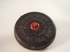 Advertiser tape measure - Walsco - Made in USA  - Buckeye Vacuum Cleaner - Cleveland, Ohio - 6 feet by Shafada