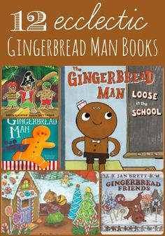 We love Christmas books and THEMED Christmas books. Are are some of the best Gingerbread Man books. So cute and fun. Discuss and then make some Gingerbread Cookies? The best Advent activities for kids! Christmas Activities, Activities For Kids, Advent Activities, Christmas Traditions, Gingerbread Man Book, Gingerbread Cookies, Gingerbread Houses, Art For Kids, Crafts For Kids