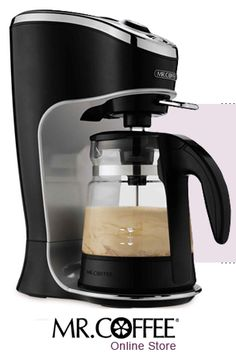 Shop the full line of Mr.Coffee Espresso Makers at the Mr.Coffee Online Store