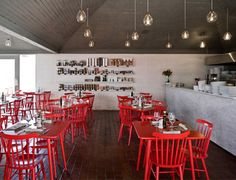 small restaurant design photos | Cozy, casual and luxury ...