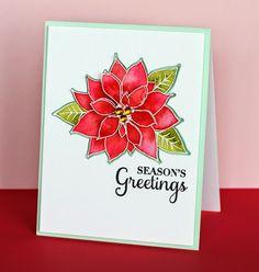 Season's Greetings by Kelly Rasmussen