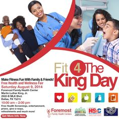 Putting patients first....Making fitness FUN! http://www.foremostfhc.org/english/subpages/events_f4tk.php