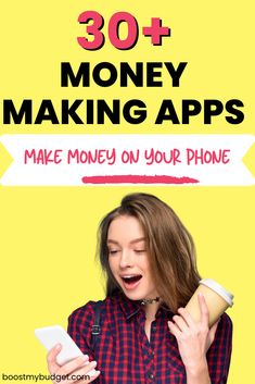 Make money on your phone with these 30+ must have apps! There are apps for both iPhone and Android. Money making apps are such a great way to make use of your spare time <3