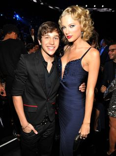 taylor swift and austin mahone