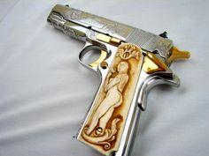 30roundrevolution:  colt custom model 1911 caliber 38 super in...