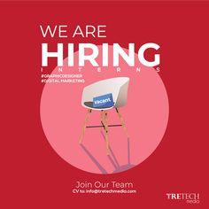 Tretech Media tretechmedia is one of Digital marketing agency. Graphic Design Company, Graphic Design Posters, Hiring Poster, Diy Tipi, Marketing Magazine, Digital Marketing Plan, Business Poster, Magazine Layouts, Design Magazine