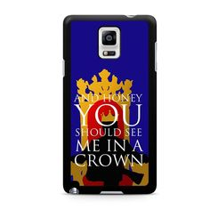 now available And Honey You Sho... on our store check it out here! http://www.comerch.com/products/and-honey-you-should-see-me-in-a-crown-samsung-galaxy-note-4-case-yum10907?utm_campaign=social_autopilot&utm_source=pin&utm_medium=pin