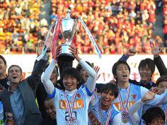 鹿島が連覇達成で史上最多5度目V!!柴崎岳の2得点で延長戦制す