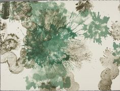 Ruth Asawa - Spring, 1965; lithograph Sheet: 22 x 30 in. (55.9 x 76.2 cm) Norton Simon Museum, Anonymous Gift, 1966