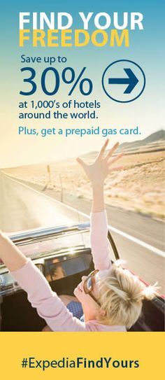 Expedia banner ad //