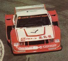 1977 Toyota Celica RB Turbo Gr5 Toyota 4cyl 18R-G / 2090cc (127.5ci) / KKK Turbo / 560hp / 860kg (1896lb)