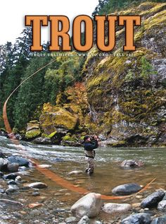 TROUT MAGAZINE FALL 2013 #OUTDOORS