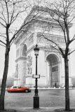 Paris - Arc De Triomphe Pósters