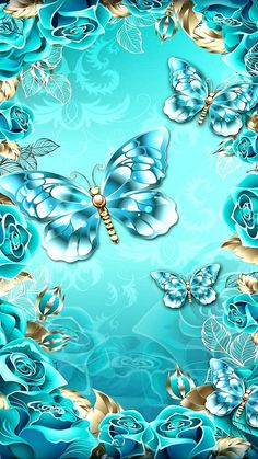 Wall Paper Iphone Blue Butterfly 35 Ideas For 2019 Dragonfly Wallpaper, Blue Butterfly Wallpaper, Butterfly Wallpaper Iphone, Butterfly Art, Love Wallpaper, Cellphone Wallpaper, Galaxy Wallpaper, Iphone Wallpaper, Bling Wallpaper