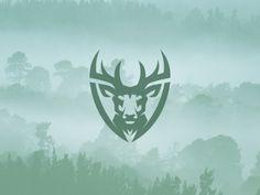 Deer shield by Bodea Daniel