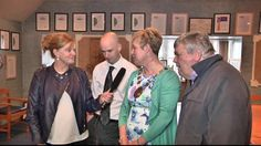 Cavan Urban Council hosted a civic reception for guests from Jaunay-Clan in France in the Town Hall. Aine Duffy Cavan a News and Views spoke to Brian Hora, Town Clerk, Jacqui Lewis, Lord Mayor and Paddy Conaty, Co Councillor and a member of the Jaunay-Clan delegation.