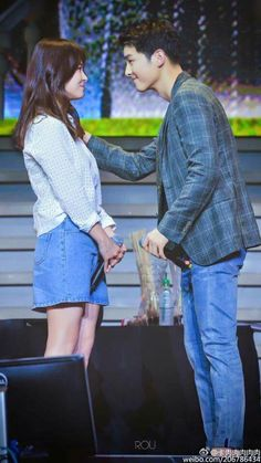 Song Song couple❤ #SJKFM