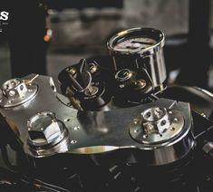 Cafe Racer Build, Centaur, Honda Cb, Scrambler, Bobber, Cars And Motorcycles, Bike, Gauges, Sweet