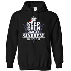 SANDOVAL-Special For Christmas - #gift packaging #gift girl. BUY NOW => https://www.sunfrog.com/Names/SANDOVAL-Special-For-Christmas-nuitt-Black-5646010-Hoodie.html?68278